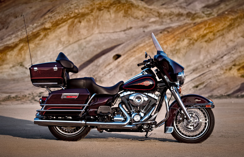 Harley-Davidson FLHTC Electra Glide Classic 2011 #6