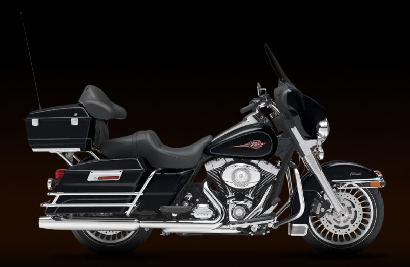 Harley-Davidson FLHTC Electra Glide Classic 2011 #8