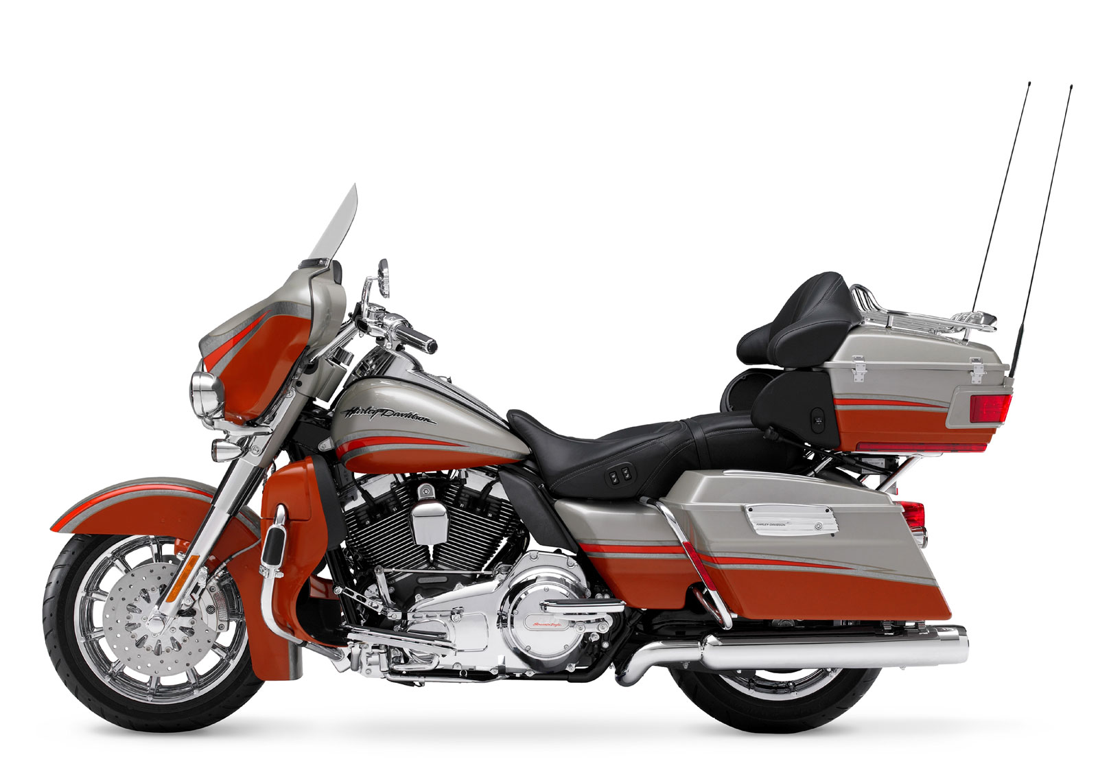 Harley-Davidson FLHTCUSE Screamin Eagle Ultra Classic Electra Glide #9