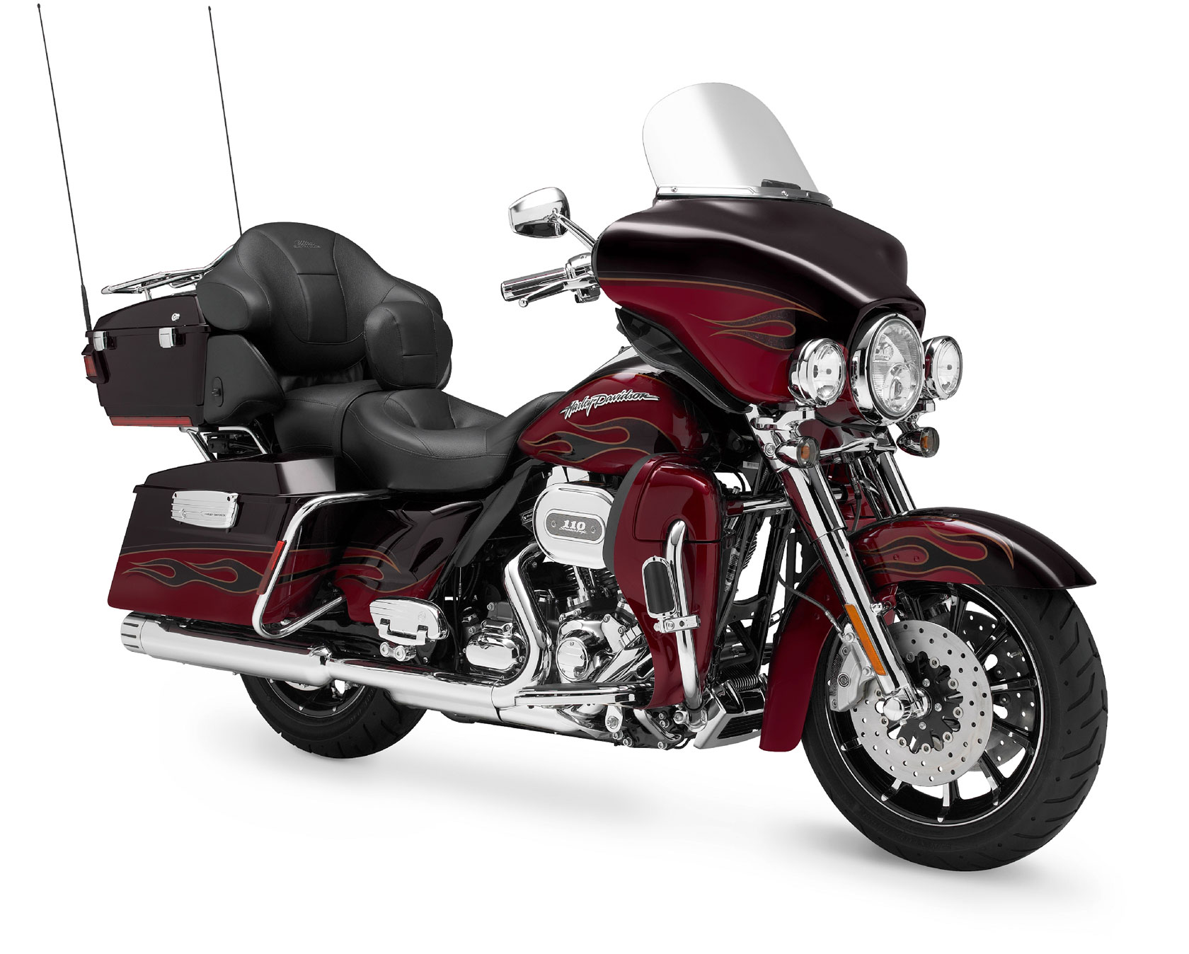 Harley-Davidson FLHTCUSE6 CVO Ultra Classic Electra Glide 2011 #3