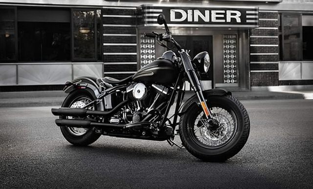 Harley-Davidson FLST 1340 Heritage Softail (reduced effect) 1988 #2