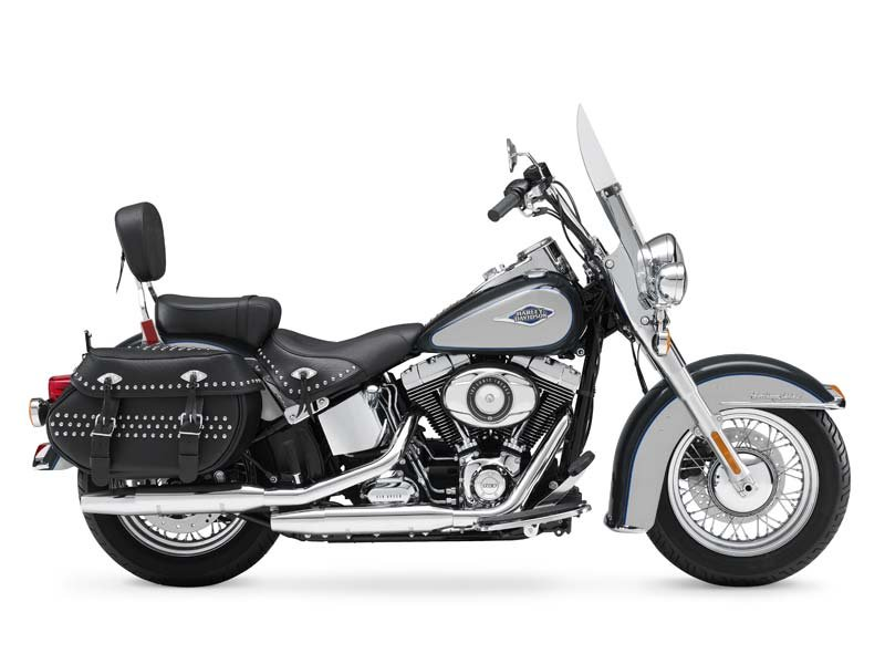 Harley-Davidson FLSTC Heritage Softail Classic Peace Officer 2008 #8