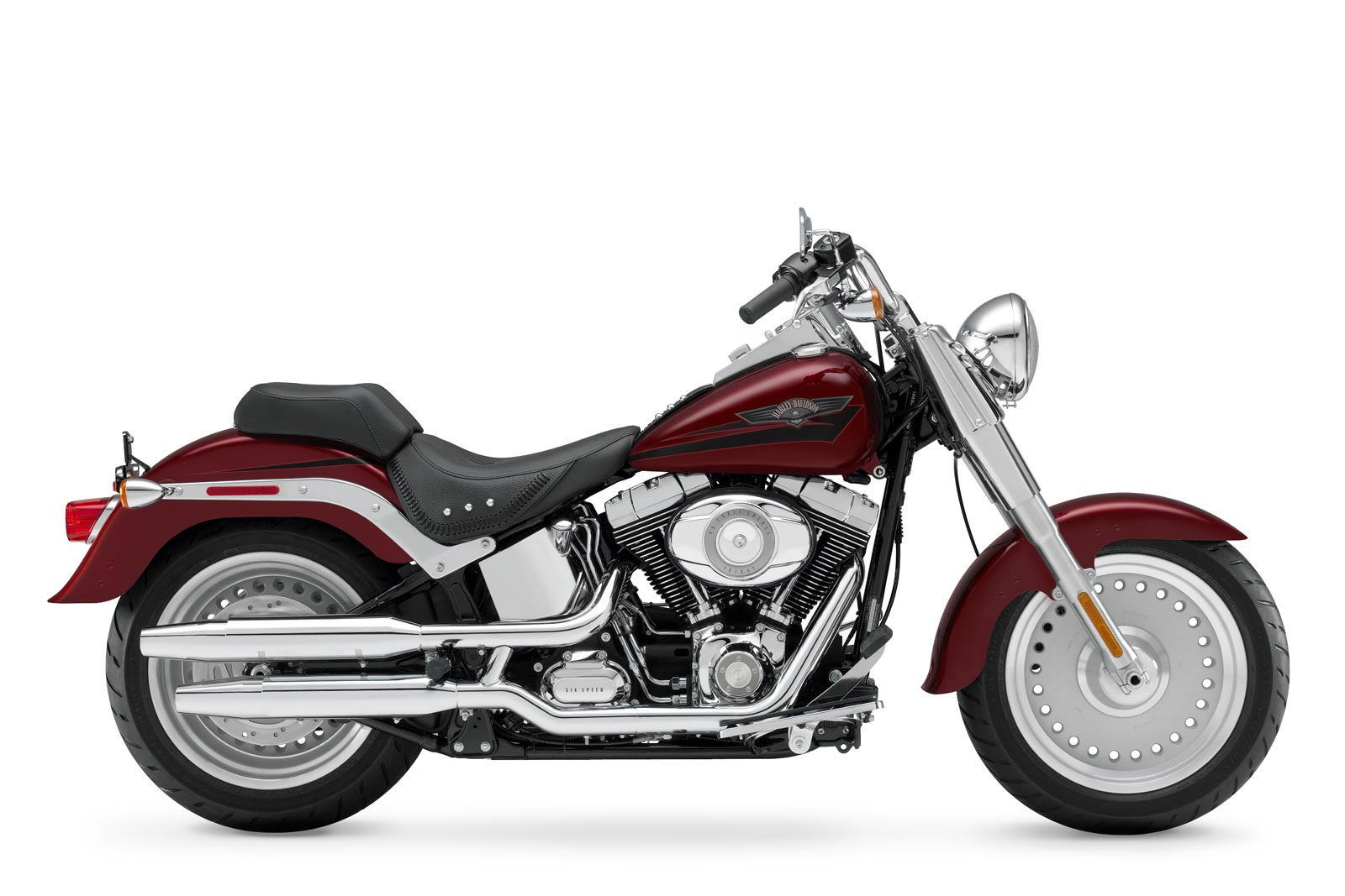 Harley-Davidson FLSTF Softail Fat Boy 2008 #1