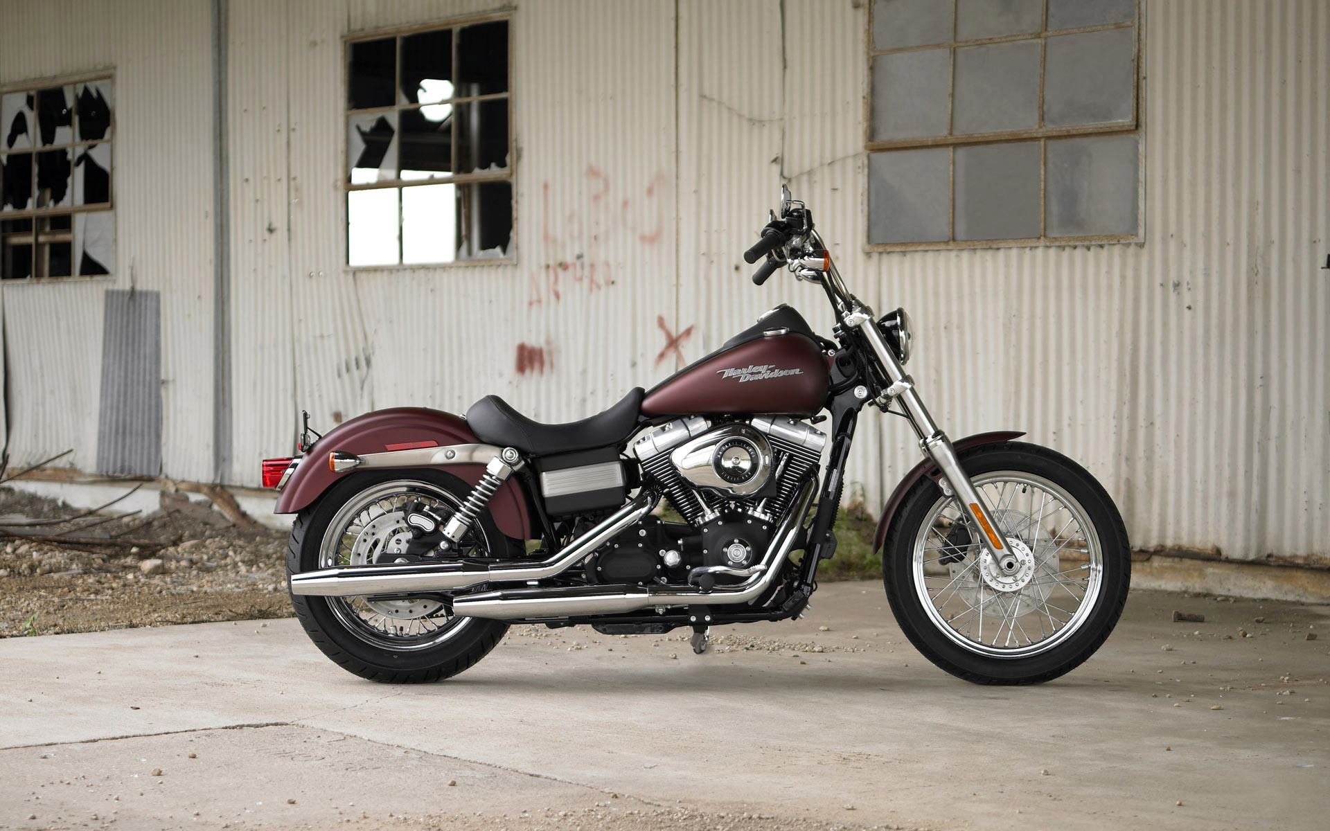 Harley-Davidson FLTC 1340 Tour Glide Classic (reduced effect) #10