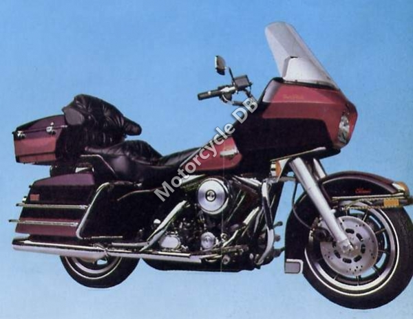 Harley-Davidson FLTC 1340 Tour Glide Classic (reduced effect) 1989 #4