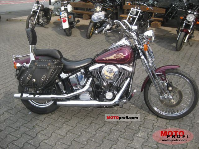 Harley-Davidson FXCSTS Softail Screamer 2000 #1