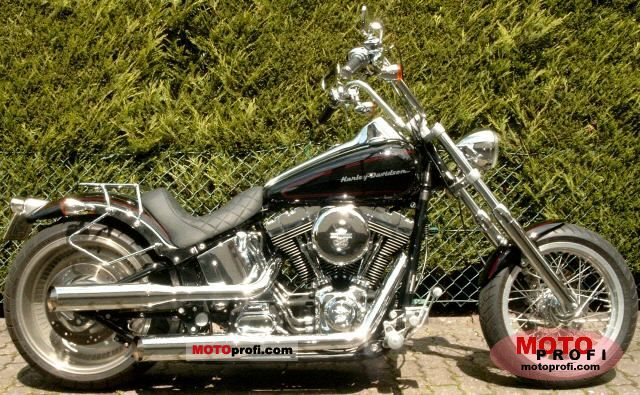 Harley-Davidson FXCSTS Softail Screamer 2000 #14