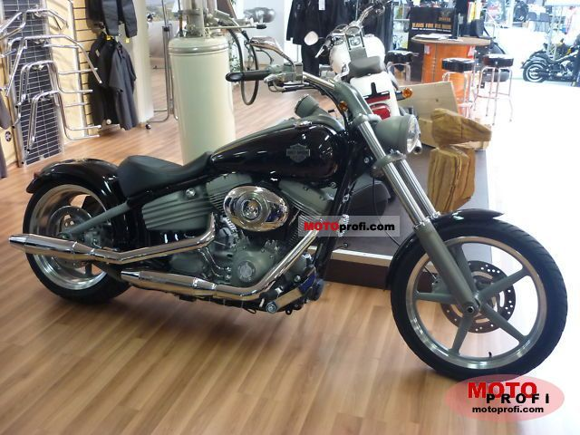 Harley-Davidson FXCSTS Softail Screamer 2000 #15