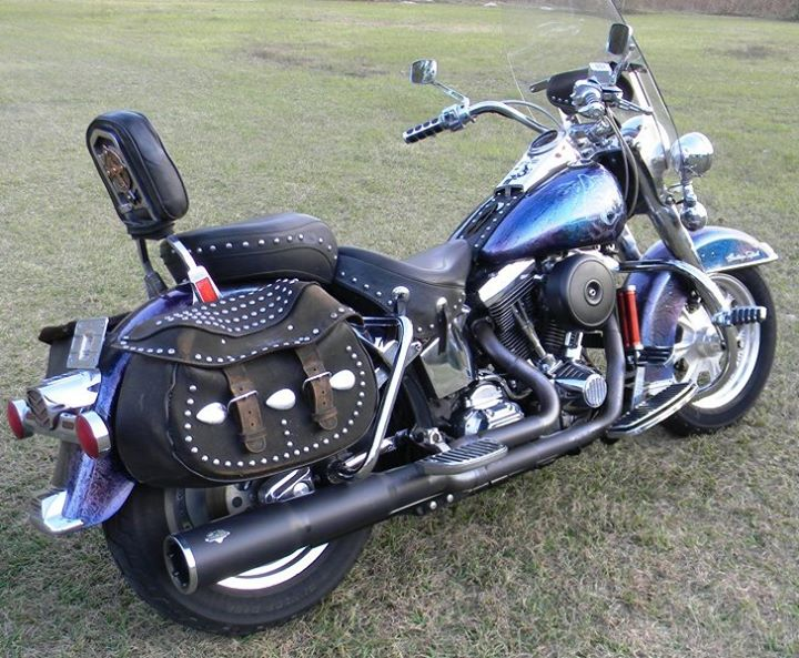 Harley-Davidson FXCSTS Softail Screamer 2000 #8