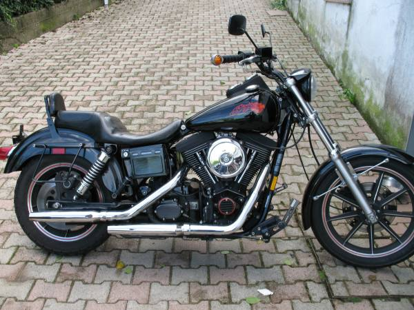 Harley-Davidson FXRS 1340 Low Rider (reduced effect) 1989 #10