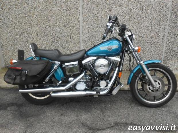 Harley-Davidson FXRS 1340 Low Rider (reduced effect) 1989 #9
