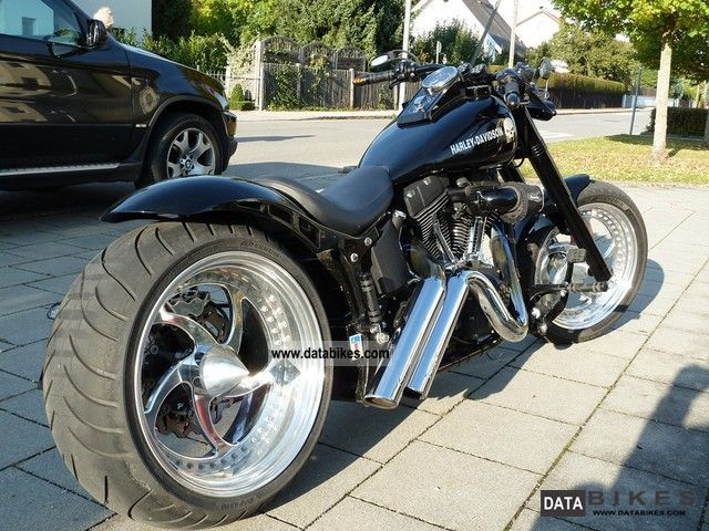 Harley-Davidson FXSTB Night Train #10