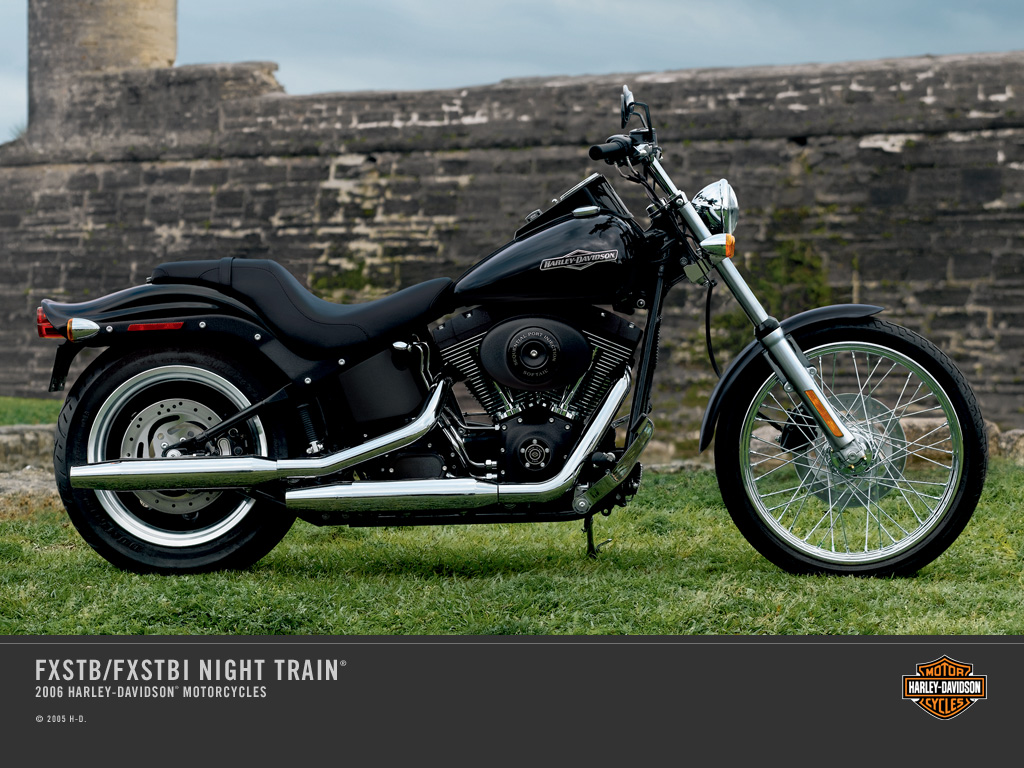 Harley-Davidson FXSTB Night Train #2