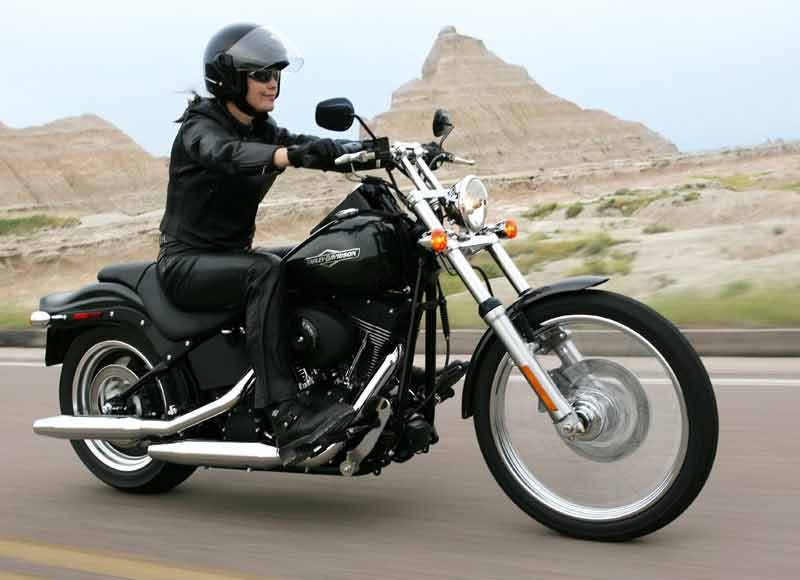 Harley-Davidson FXSTB Softail Night Train #10