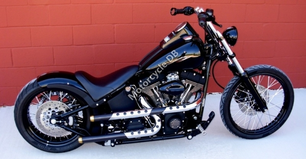 Harley-Davidson FXSTB Softail Night Train #4
