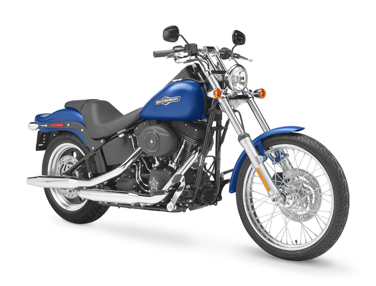 Harley-Davidson FXSTB Softail Night Train #7