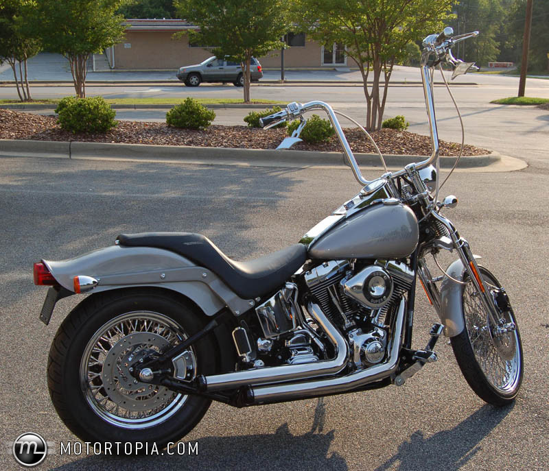 Harley-Davidson FXSTS Springer Softail 2002 #12