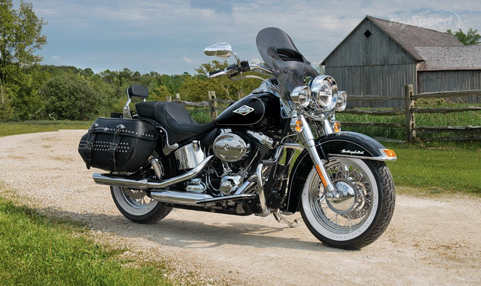Harley-Davidson Heritage Softail Classic 2014 #1