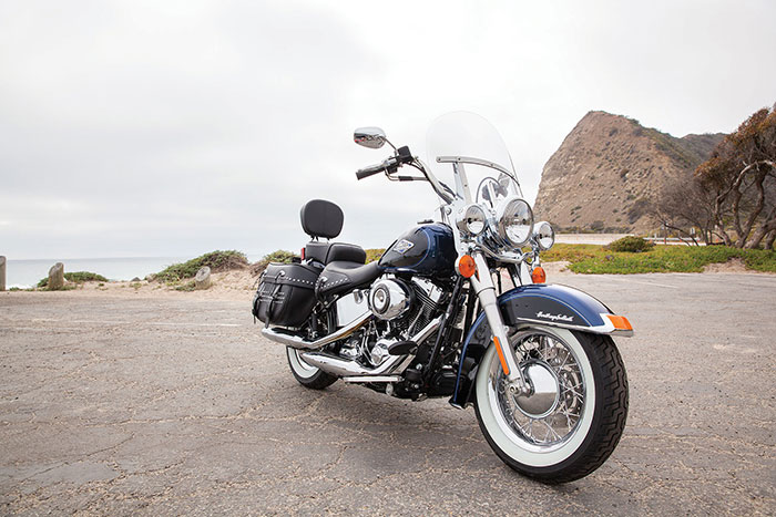 Harley-Davidson Heritage Softail Classic 2014 #5