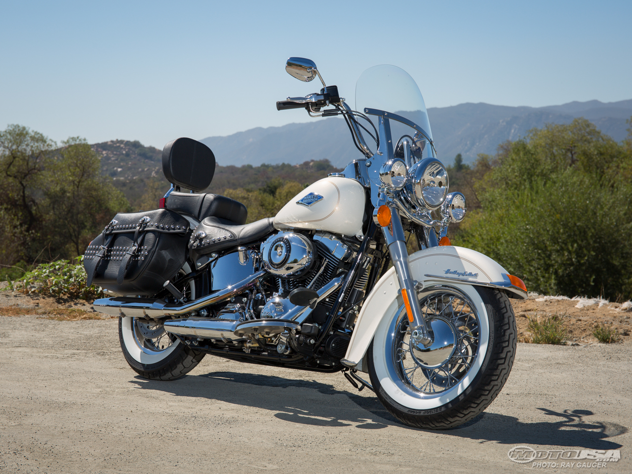 Harley-Davidson Heritage Softail Classic 2014 #6