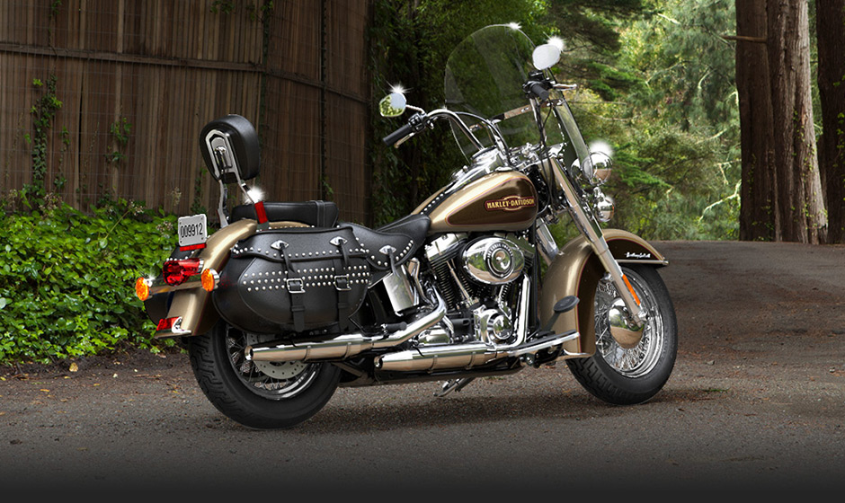 Harley-Davidson Heritage Softail Classic 2014 #9