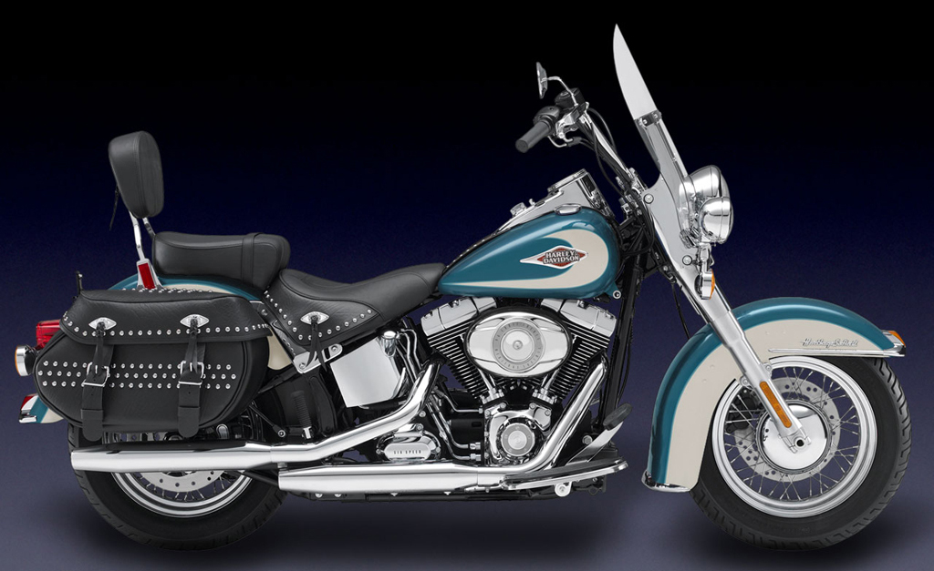 Harley-Davidson Heritage Softail Classic Injection 2001 #10