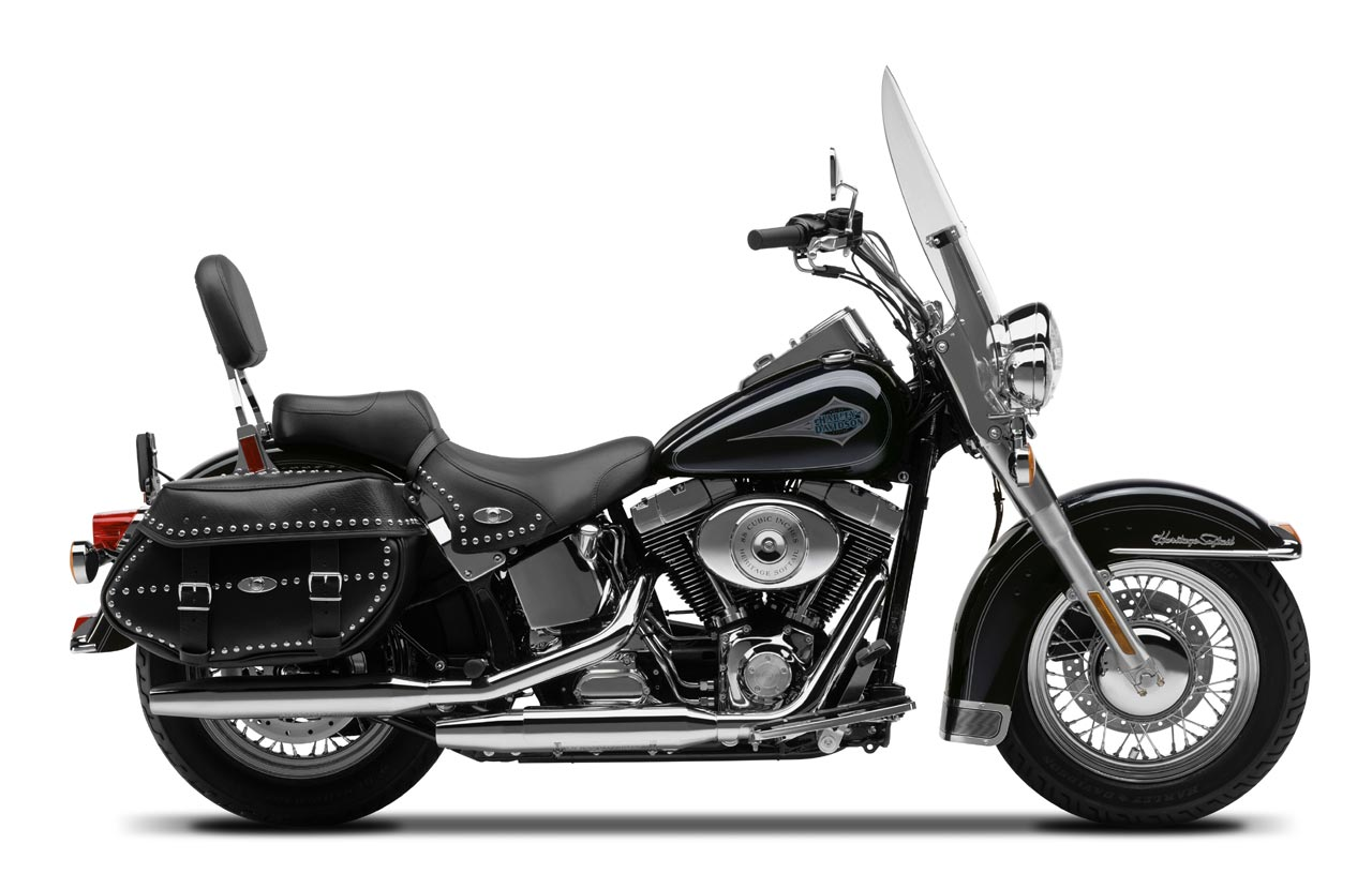 Harley-Davidson Heritage Softail Classic Injection 2001 #2
