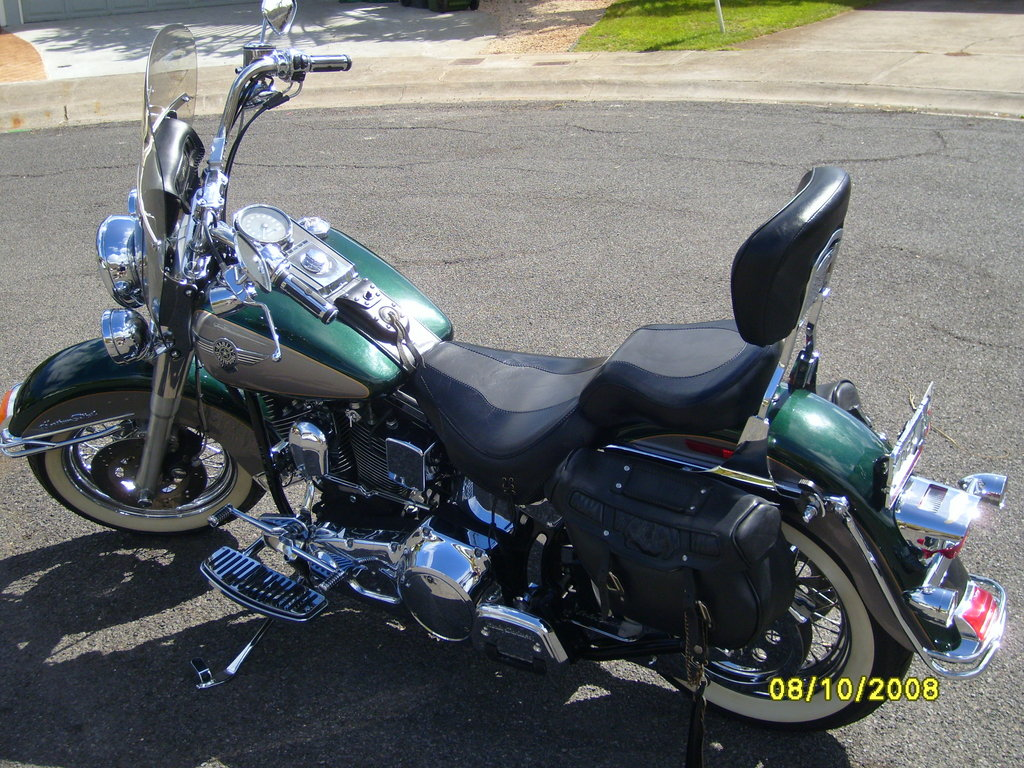 Harley-Davidson Heritage Softail Special 1996 #11