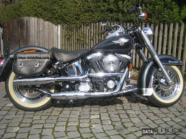 Harley-Davidson Heritage Softail Special 1996 #12