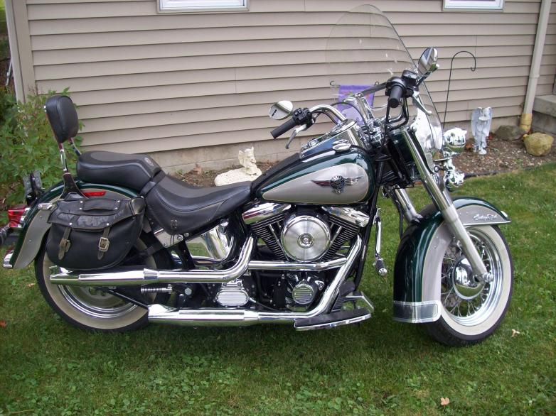 Harley-Davidson Heritage Softail Special 1996 #2