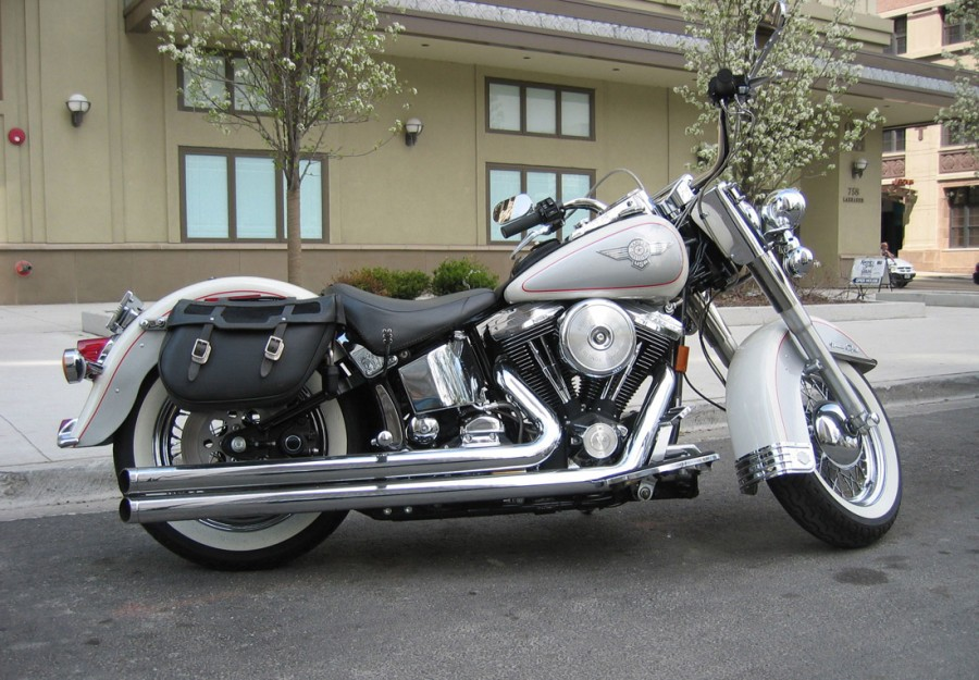 Harley-Davidson Heritage Softail Special 1996 #5