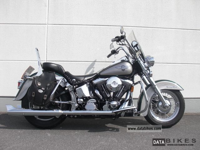 Harley-Davidson Heritage Softail Special 1996 #6
