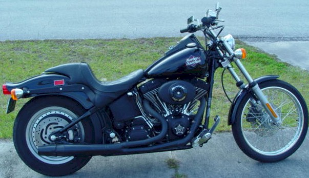 Harley-Davidson Night Train 2001 #1