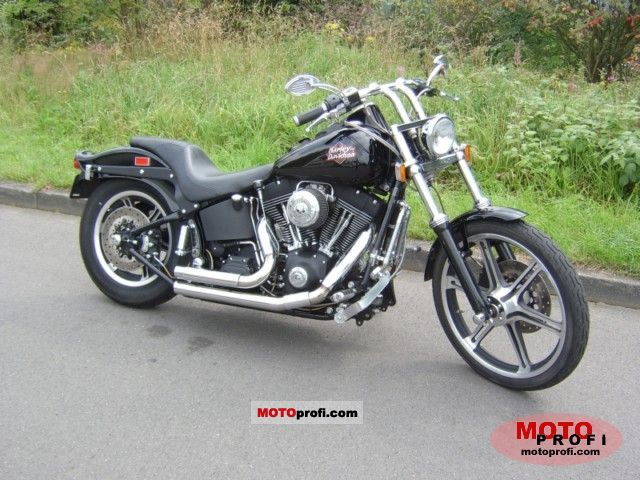 Harley-Davidson Night Train 2001 #14