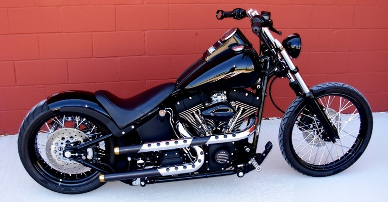 Harley-Davidson Night Train 2001 #3