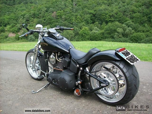 Harley-Davidson Night Train 2001 #4