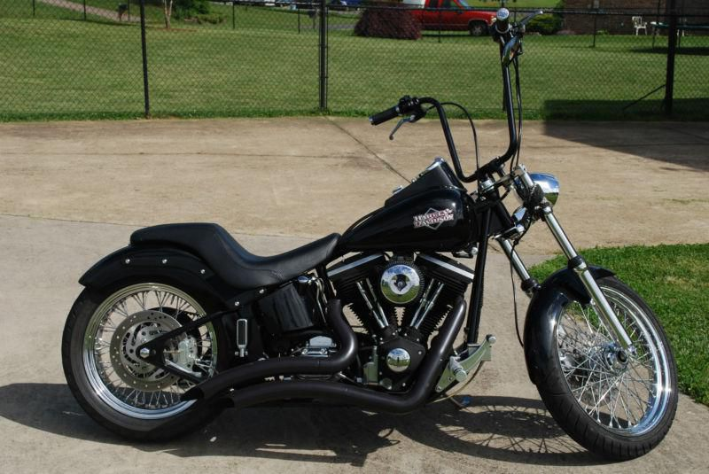 Harley-Davidson Night Train 2001 #8
