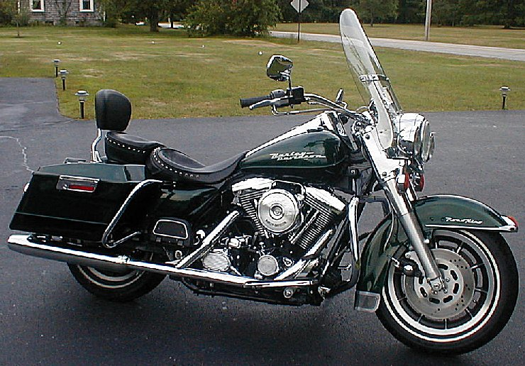 1995 Harley Davidson Road King Specifications Harley-davidson Road King