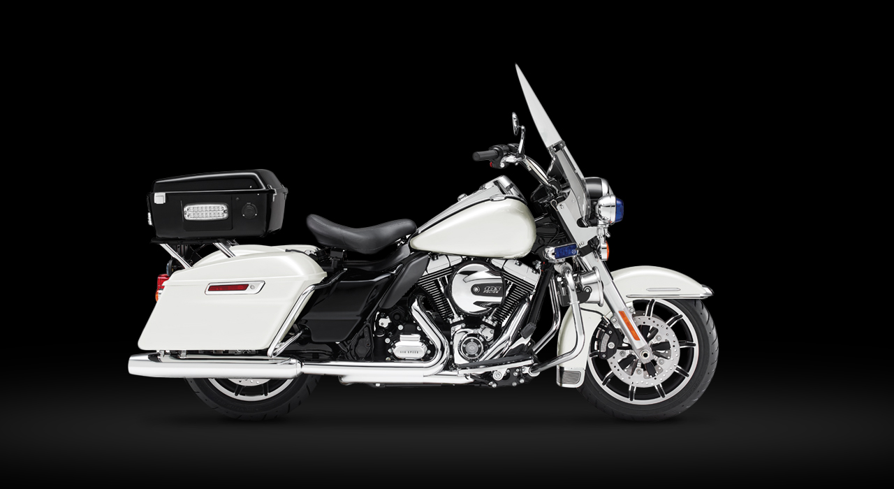 Harley-Davidson Road King Fire - Rescue 2014 #2
