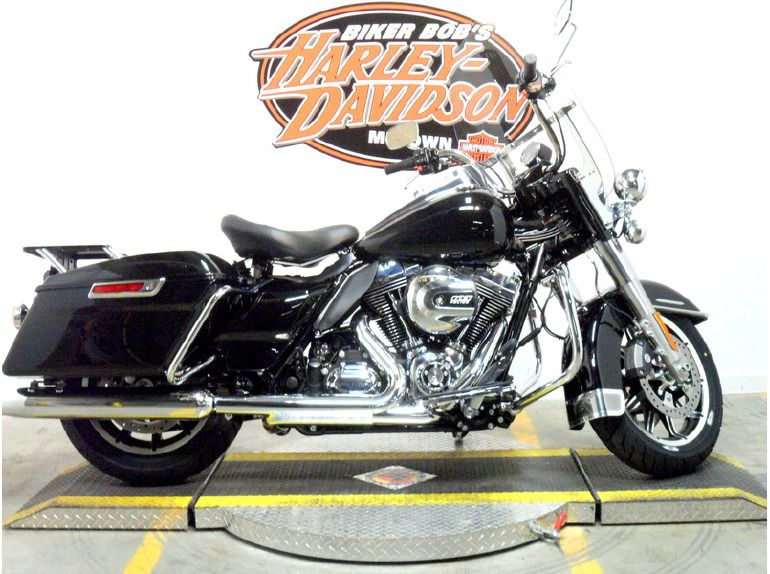 Harley-Davidson Road King Fire - Rescue 2014 #3
