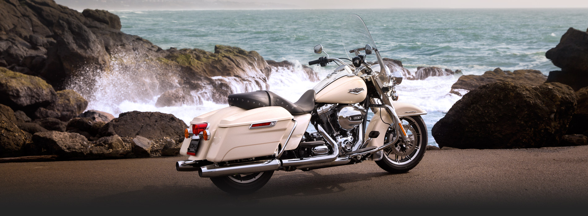 Harley-Davidson Road King Fire - Rescue 2014 #4