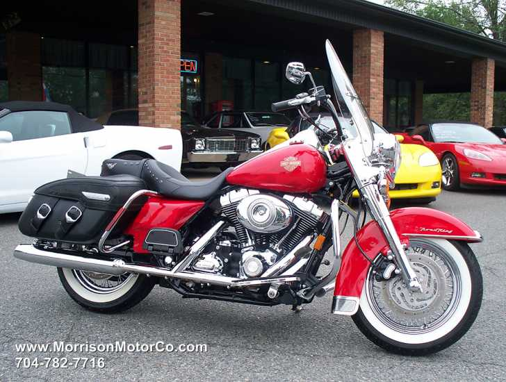 Harley-Davidson Road King Fire - Rescue 2014 #5