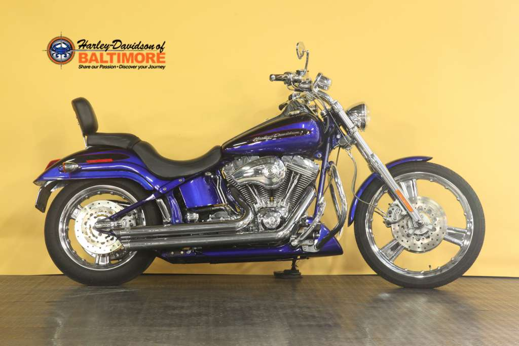 Harley-Davidson Screamin Eagle Deuce 2004 #11