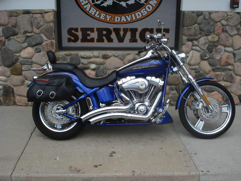 Harley-Davidson Screamin Eagle Deuce 2004 #13