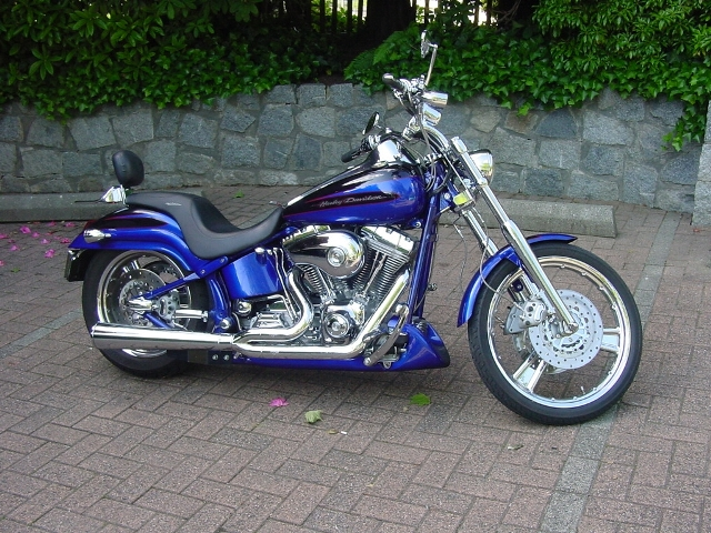 Harley-Davidson Screamin Eagle Deuce 2004 #5