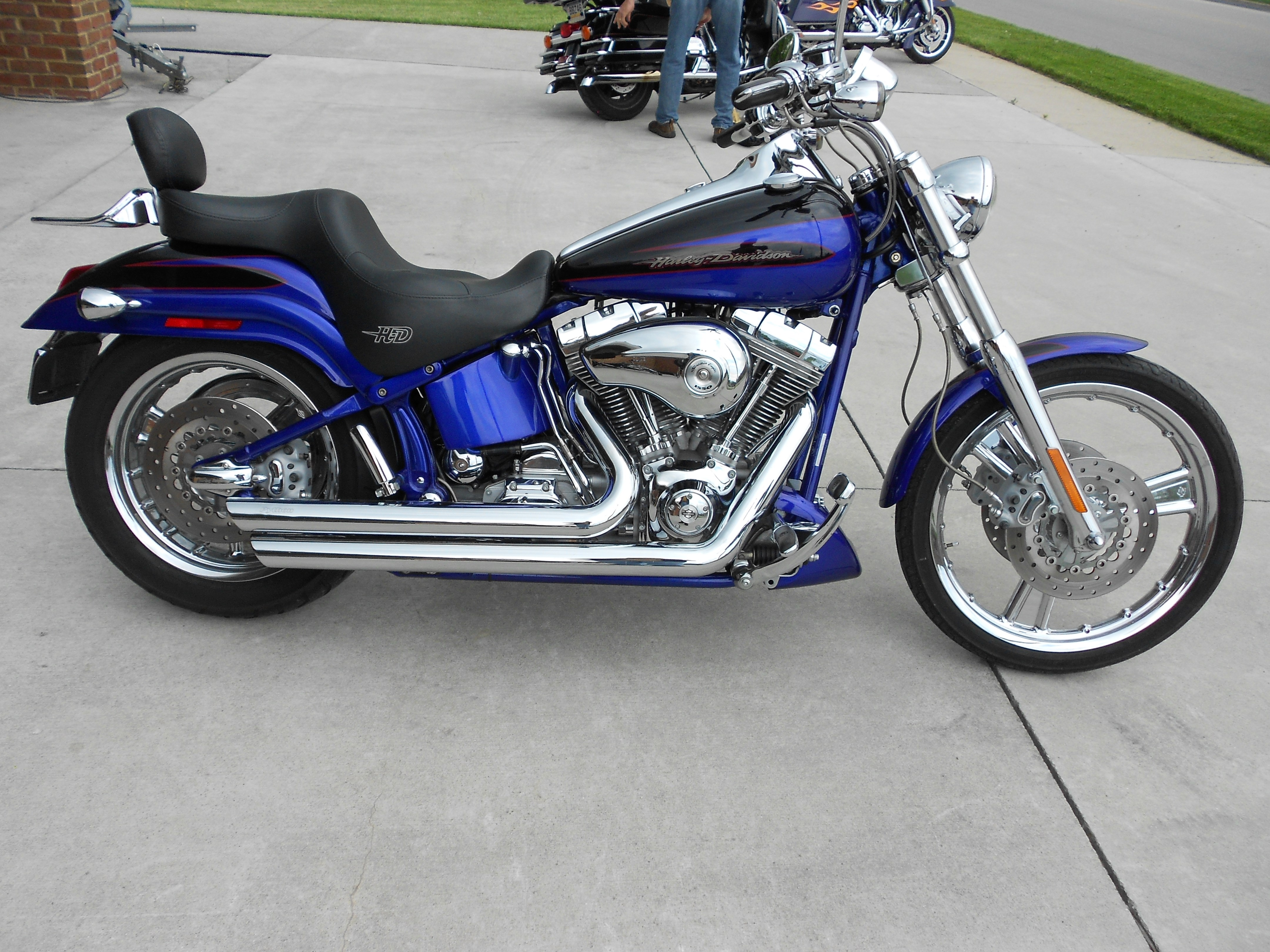 Harley-Davidson Screamin Eagle Deuce 2004 #7