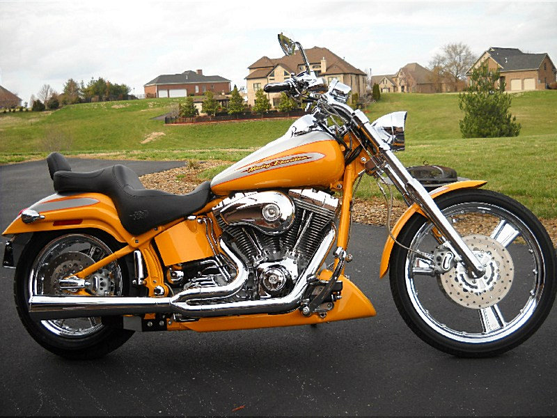 Harley-Davidson Screamin Eagle Deuce 2004 #8