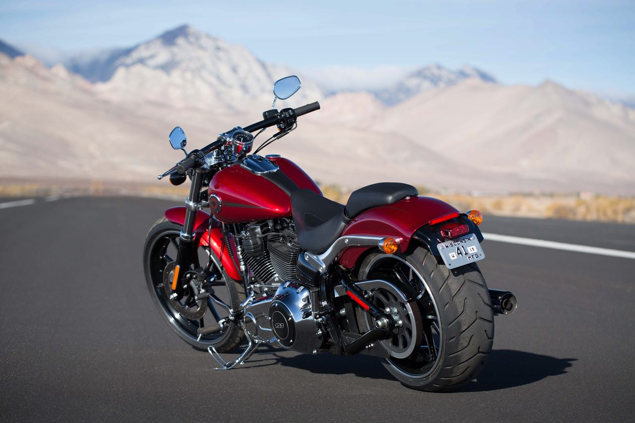 Harley-Davidson Softail Breakout Special Edition 2014 #1