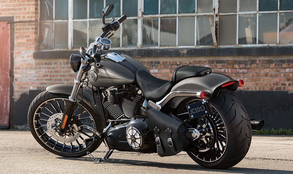 Harley-Davidson Softail Breakout Special Edition 2014 #9