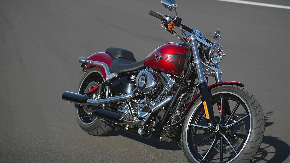 Harley-Davidson Softail Breakout Special Edition 2014 #13